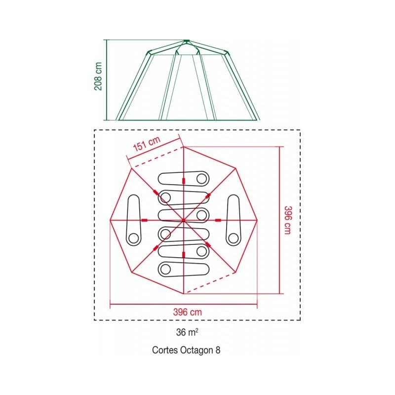 Coleman Cortes Octagon 8