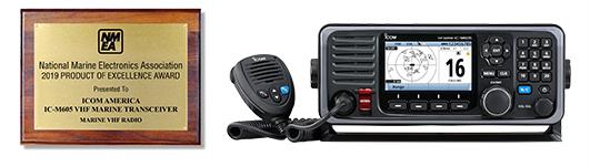Statie radio marina VHF ICOM IC-M605EURO