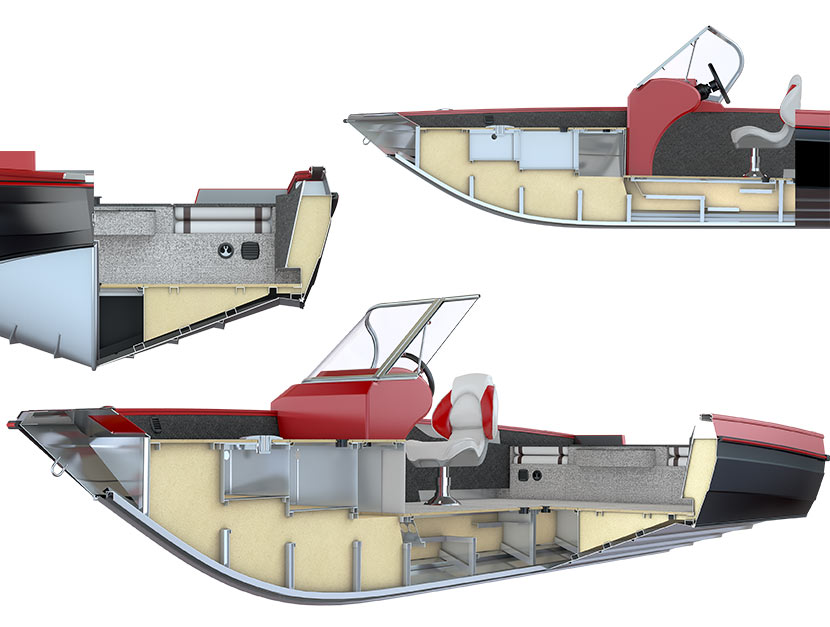 Siguranta și flotabilitatea ambarcatiunilor Finval