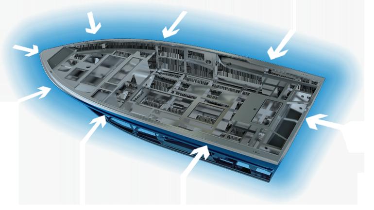 construcția platformei Finval