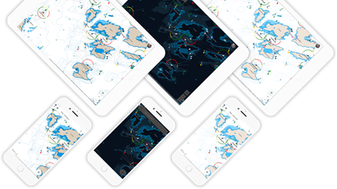 Aplicatia C-MAP