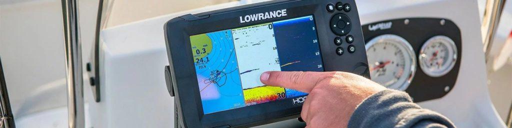 noua serie de sonare HOOK Reveal