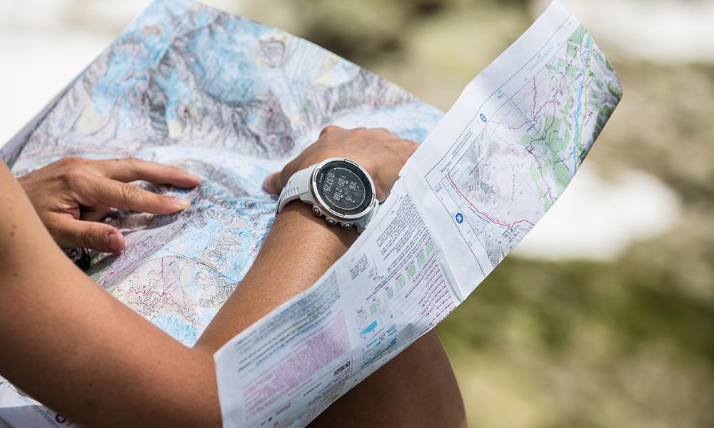 Orientare montana - cum să navigati in munti