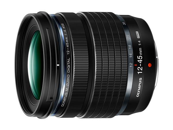 M.Zuiko Digital ED 12–45mm F4 PRO