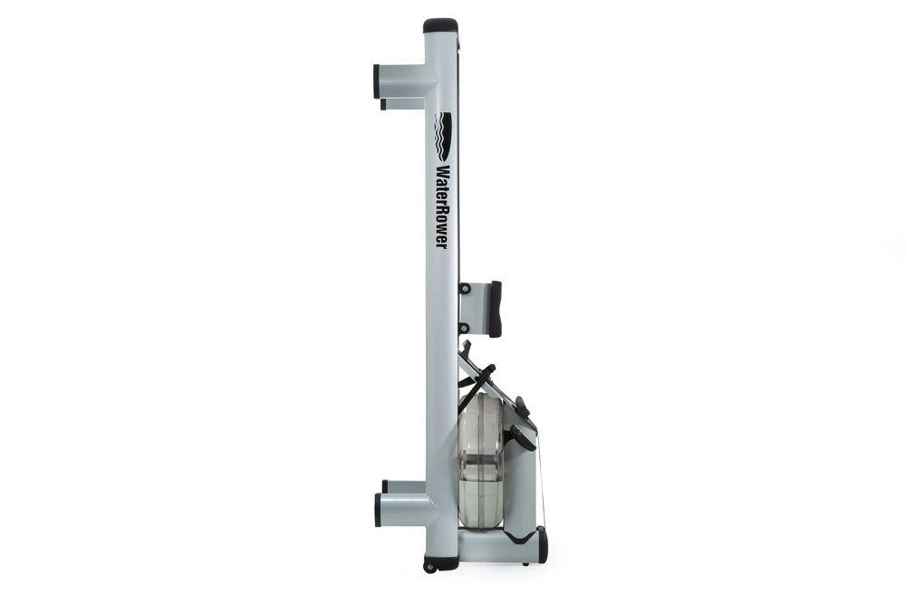 WaterRower M1 HiRise - depozitare în poziție verticală