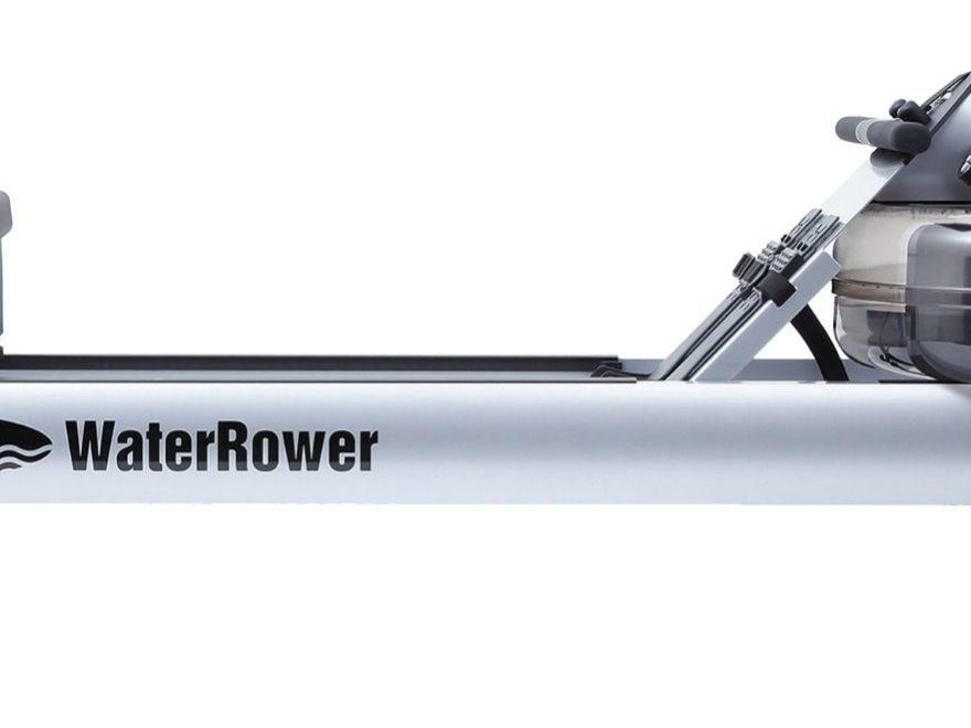 Aparat de vaslit WaterRower M1 HiRise