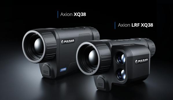 Pulsar Axion XQ38 si LRF XQ38