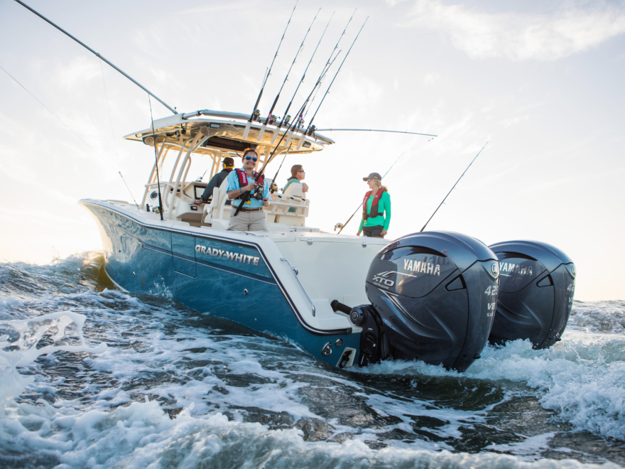 Actualizați-vă dispozitivele sonar pentru a prinde mai mulți pești