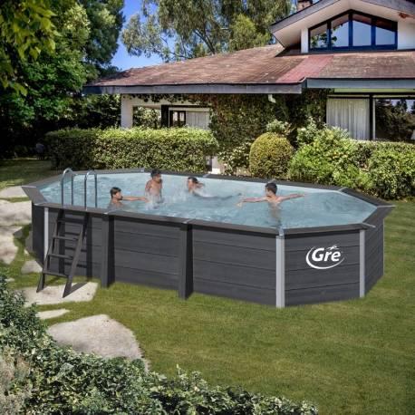 Set piscina compozit GRE Avantgarde KPCOV66