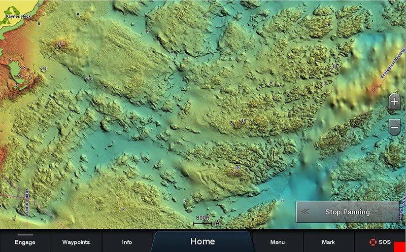 Ultima versiune cartografica GARMIN g3