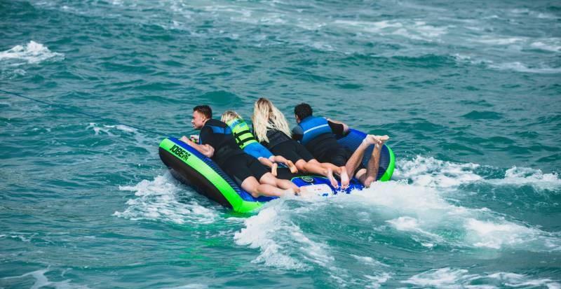 Sporturile nautice pe mare si siguranta dvs.