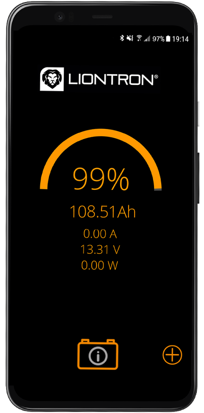 Bateriile LIONTRON LiFePO4 BMS - Sistemul de gestionare a bateriei și control prin Bluetooth